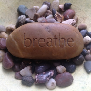 Breathing consciously always brings more awareness